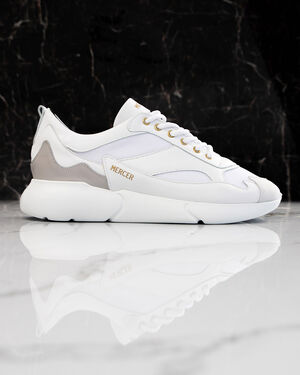 W3RD Gum Leather White