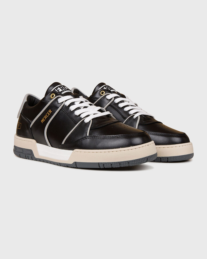 "BASKET ""89 - NAPPA - BLACK, Black, hi-res"