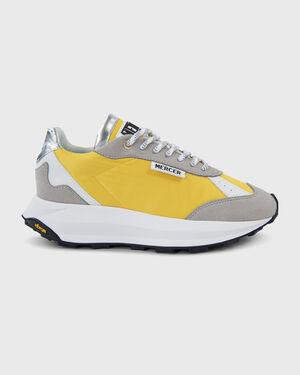 Racer Vegan Nylon Metallic Yellow
