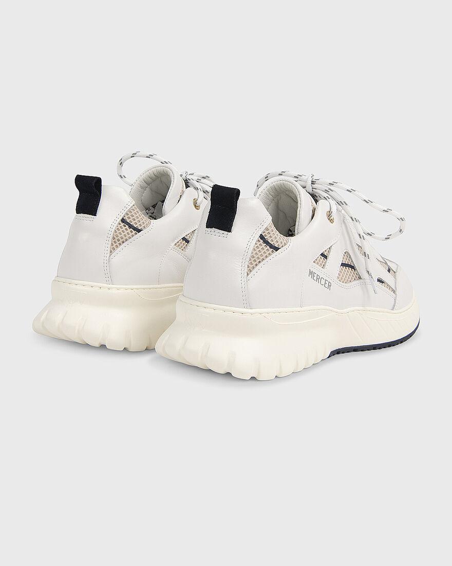 JUPITER - NAPPA - VINTAGE WHITE, Off white, hi-res