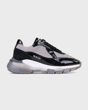 Wooster 2.0 Women Patent Leather Black