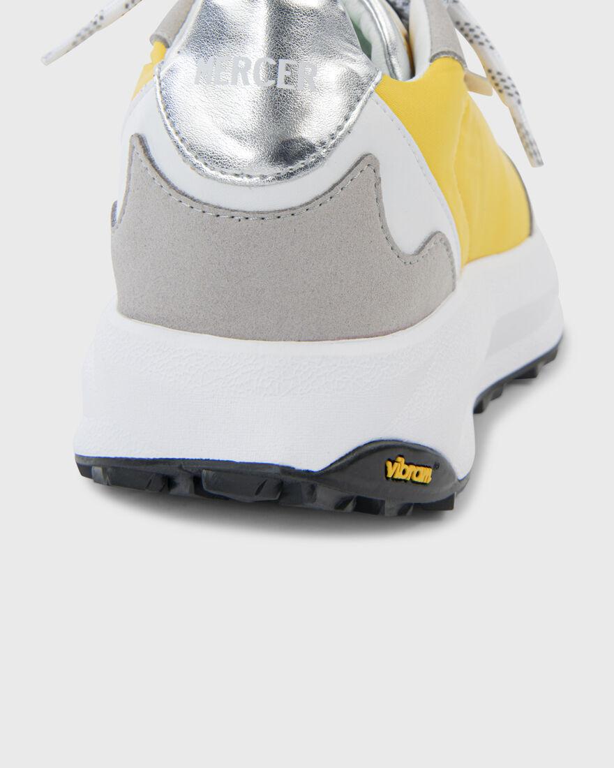 Racer Vegan, Yellow, hi-res
