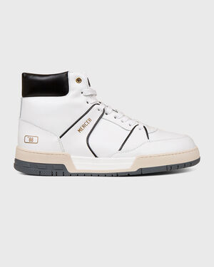 "Basket ""88 Nappa White/Black"