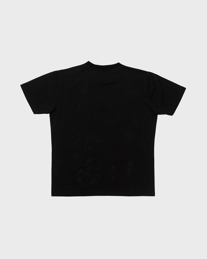 MERCER T-SHIRT - PREMIUM COTTO, Black, hi-res