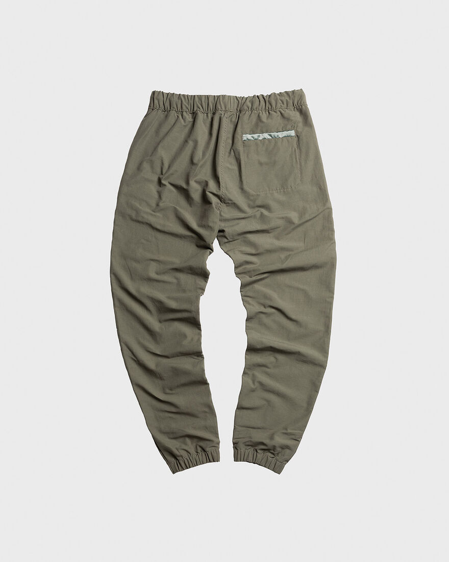 MERCER PANTS - NYLON - OLIVE, Army green, hi-res