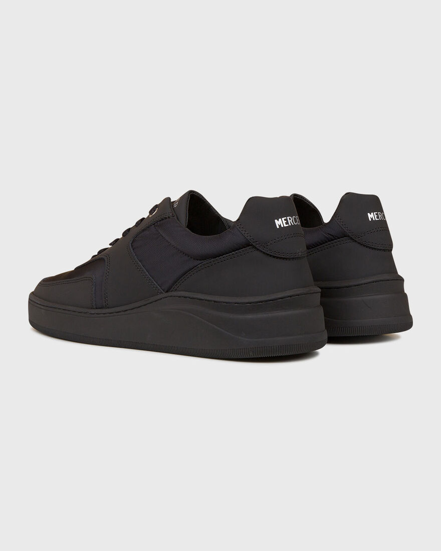 LOWTOP 4.0 - VEGAN LEATHER - N, Black/Black, hi-res