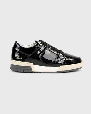"Basket ""89 Patent Leather Black"