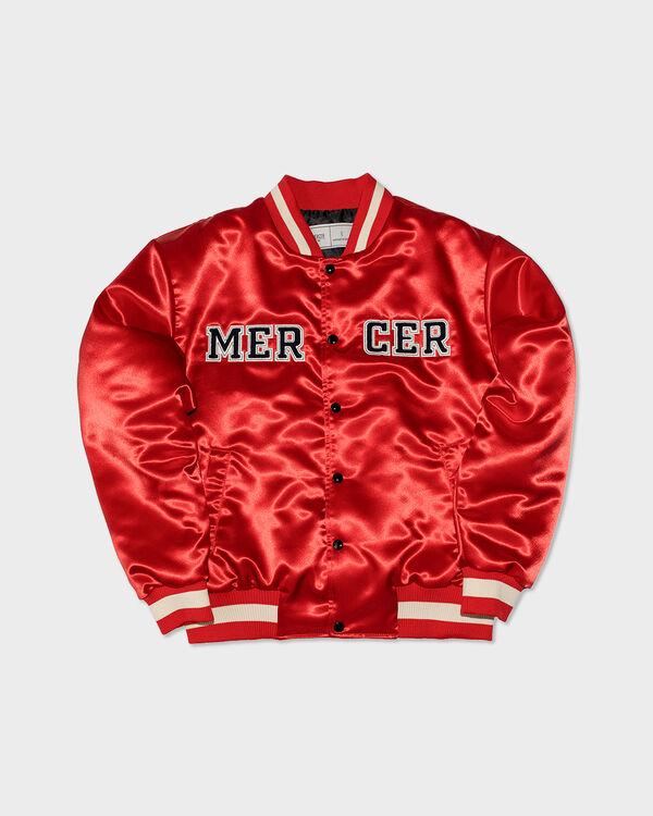 The Mercer Varsity Fire Red