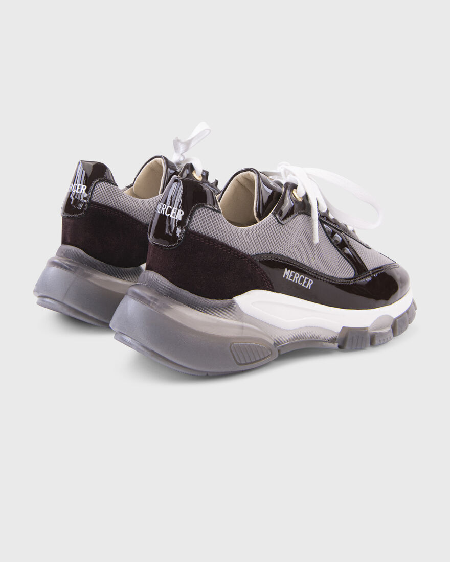 WOOSTER 2.5 - NAPPA - BLACK, Dark brown, hi-res