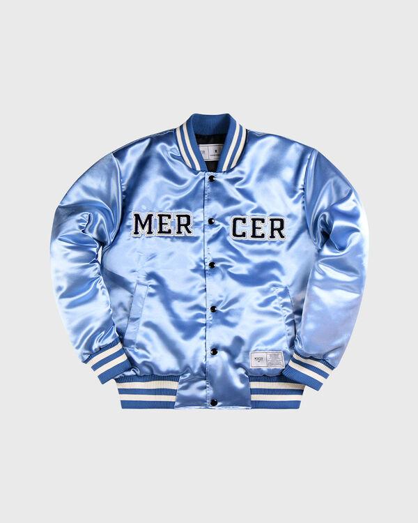 Mercer Varsity Jacket Blue Vintage Wash