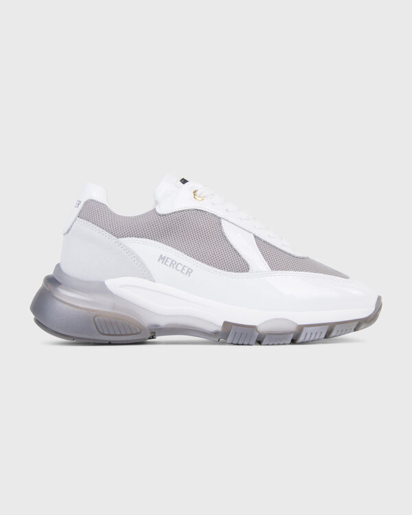 Wooster 2.0 Men Patent Leather White