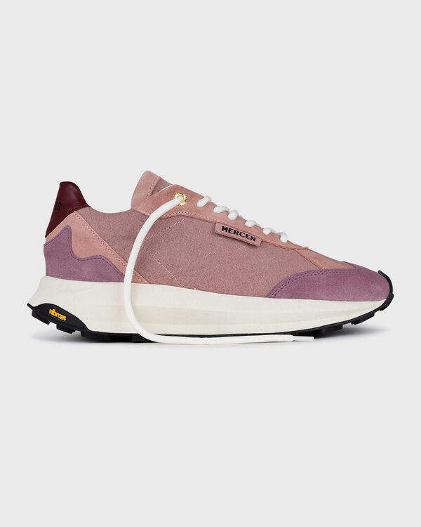 Racer Eco Wool Pink