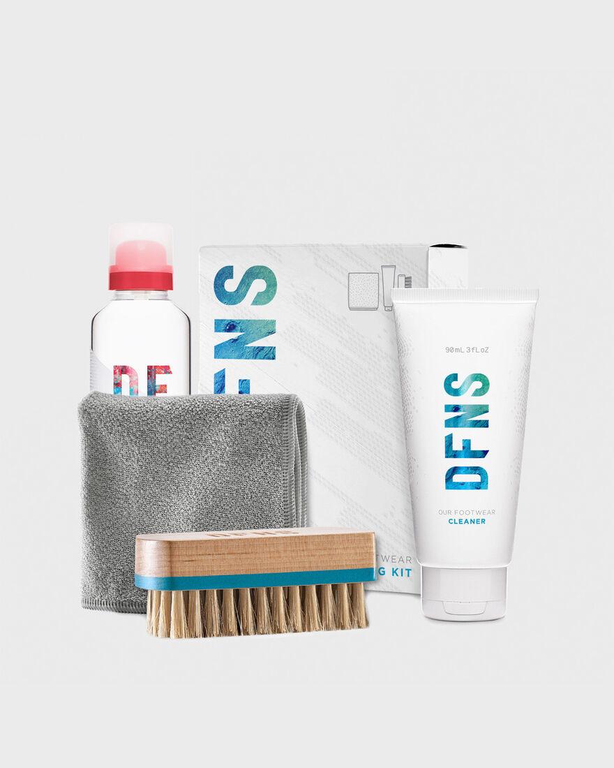 DFNS Sneaker Care Kit, Multicolor, hi-res