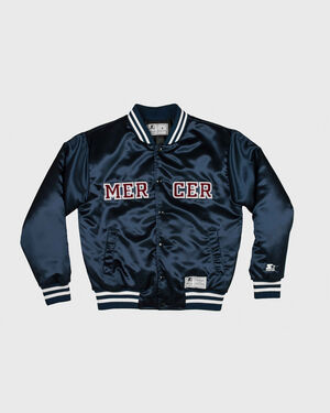 Mercer X Starter Satin Jacket