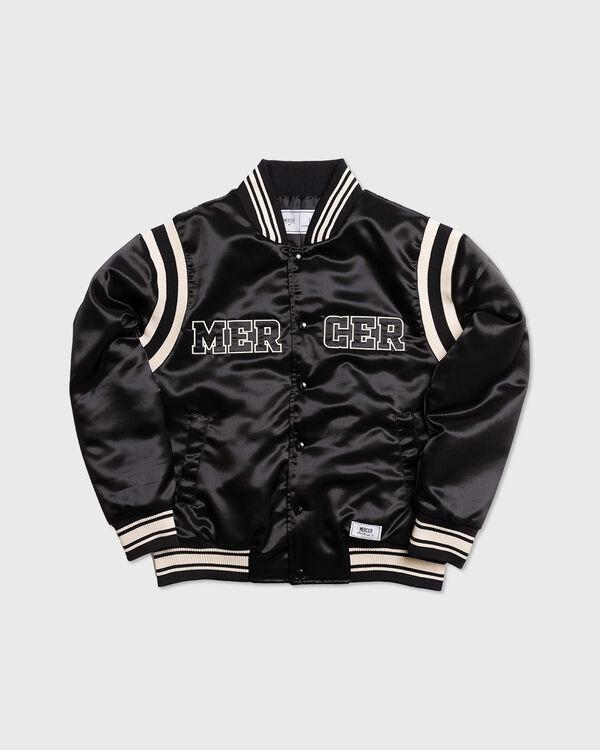 Mercer Varsity Satin Black