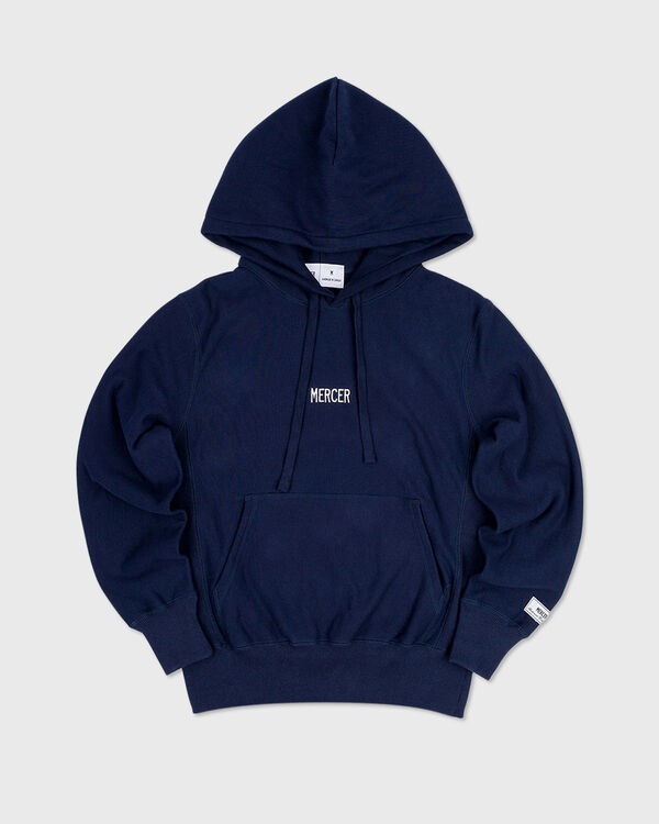 Mercer Hoodie Premium Cotton Navy