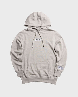 Mercer Hoodie Premium Cotton Grey