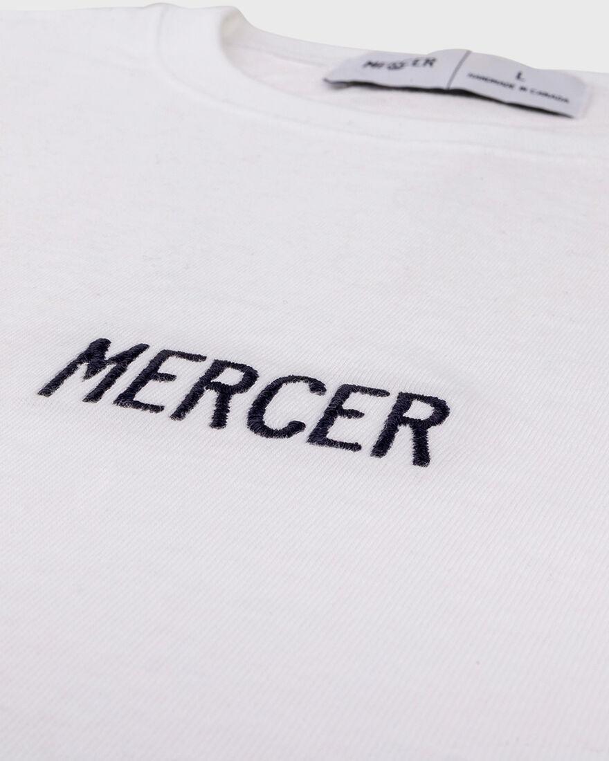 Mercer t-shirt, White, hi-res