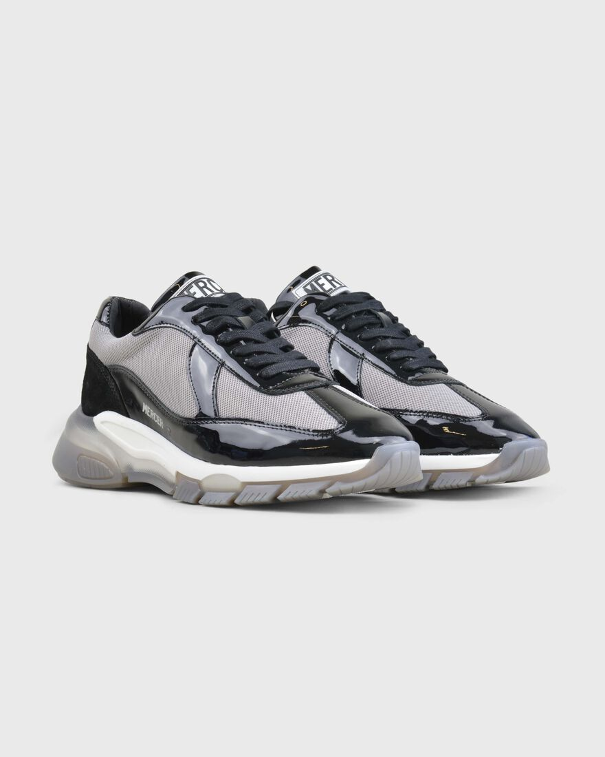 WOOSTER 2.0 - NAPPA - DOUBLE B, Black/Silver, hi-res