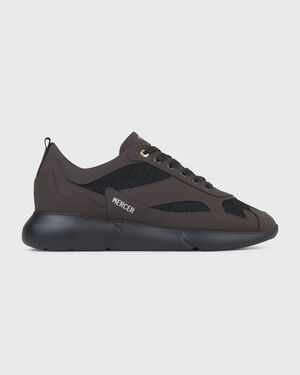 W3RD Matte Gum Leather Brown