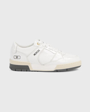 "Basket ""89 Patent Leather White"