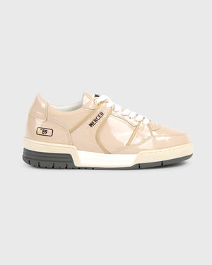"Basket ""89 Patent Leather Nude"
