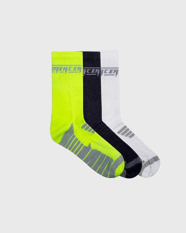Mercer Socks 3 Pack
