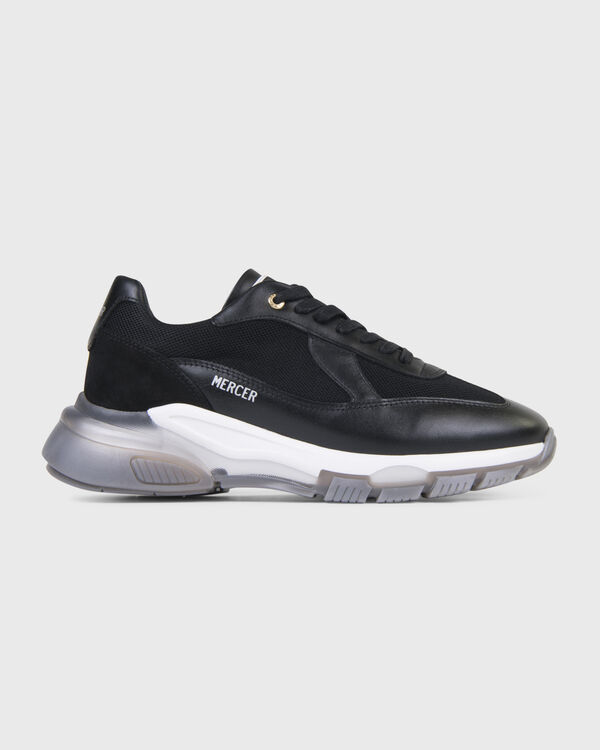 Wooster 2.0 Nappa Double Black