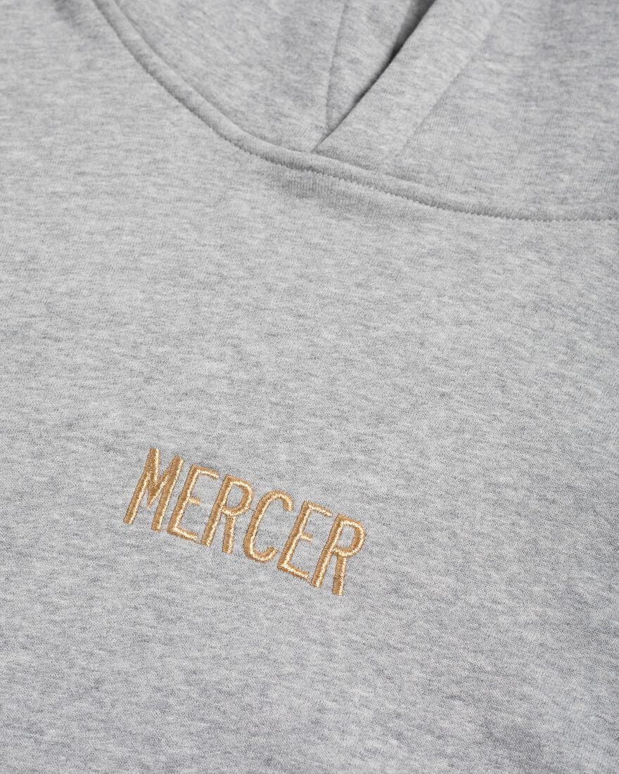 MERCER HOODIE - PREMIUM COTTON - YELLOW, Grey, hi-res