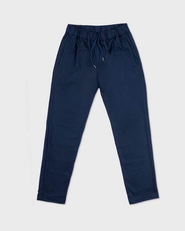 Mercer Trousers Wool Navy