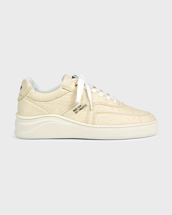 Lowtop 4.0 Pineapple Leather Cream