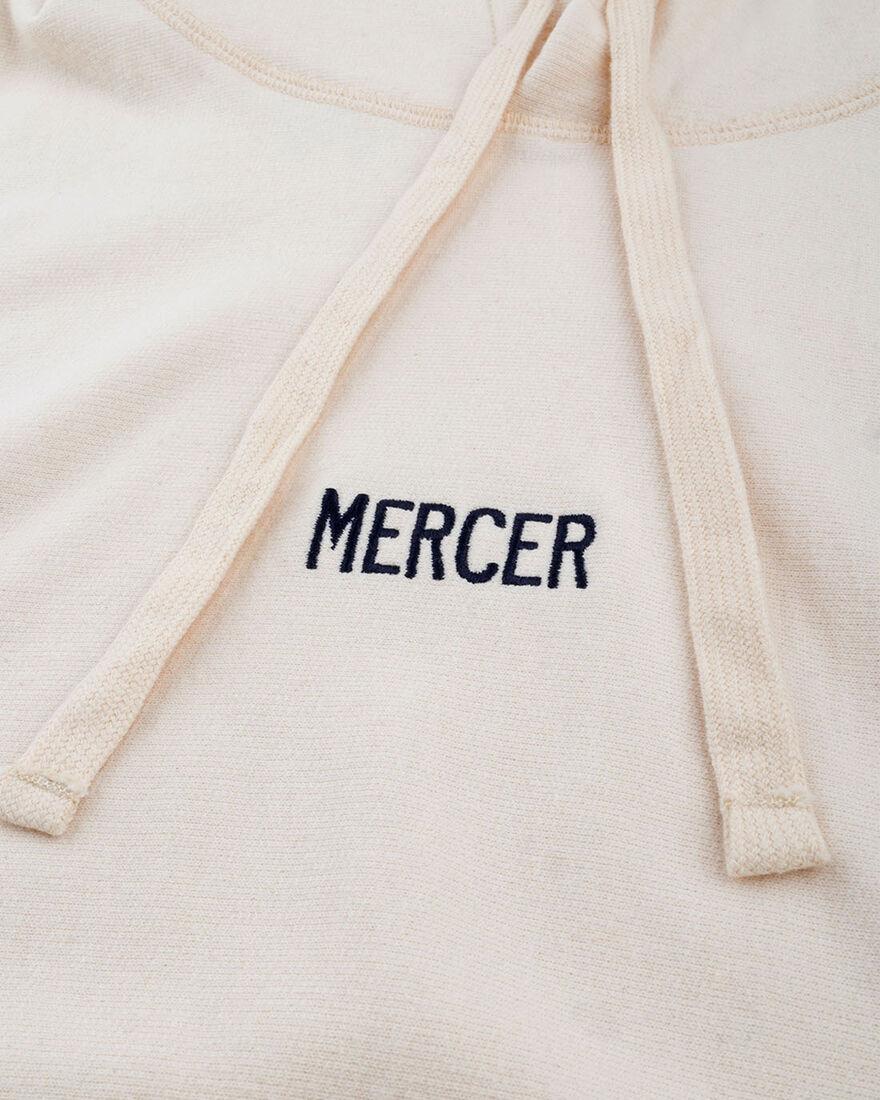 Mercer Hoodie, Crème, hi-res
