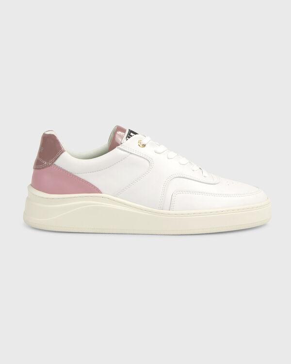 Lowtop 4.0 Vegan White/Pink
