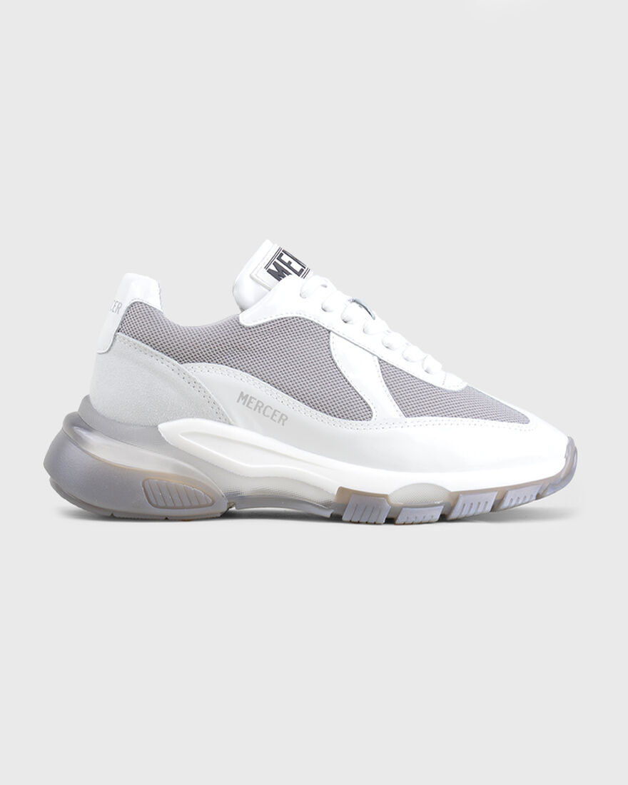 WOOSTER 2.0 - NAPPA - DOUBLE B, White/Silver, hi-res