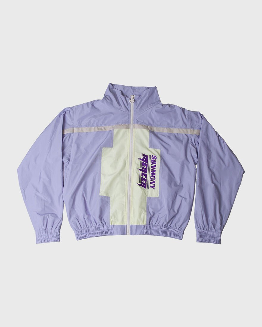 Mercer Amsterdam x SBNMGNY Coa, Purple, hi-res