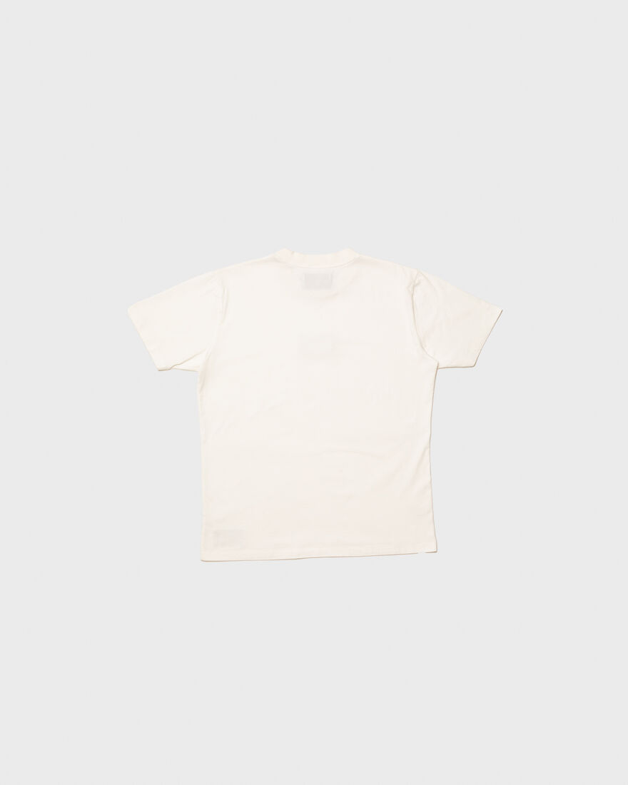 MERCER T-SHIRT - PREMIUM COTTON - WHITE, White, hi-res
