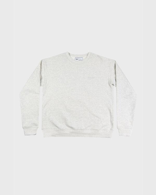 Mercer Sweatshirt - Mist Grey