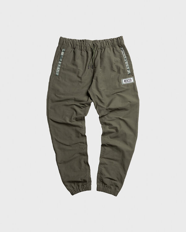 Mercer Pants Nylon Olive