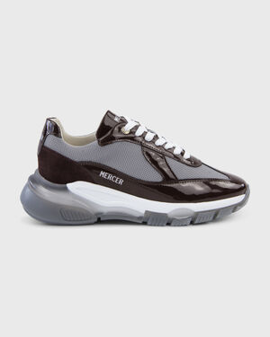 Wooster 2.5 Patent Chocolate