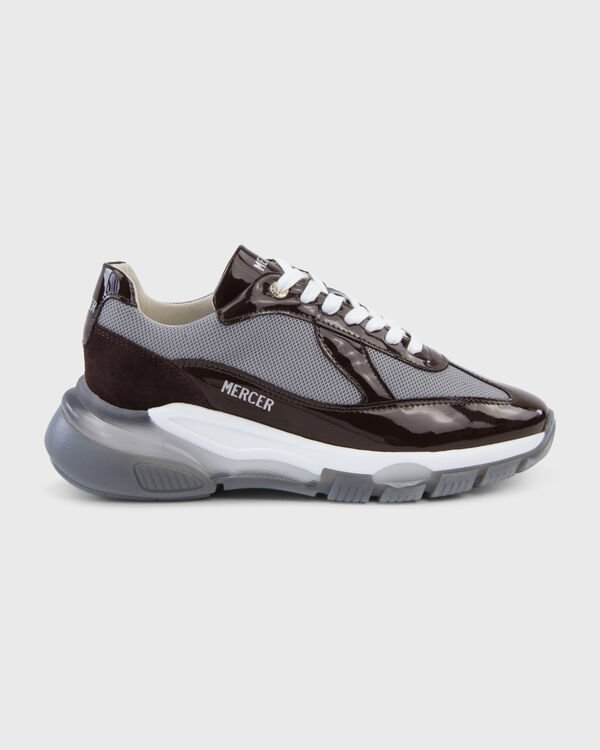 WOOSTER 2.5 - PATENT LEATHER - CHOCOLATE