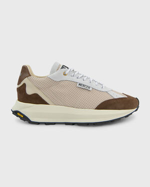 Racer Suede Brown/Cream