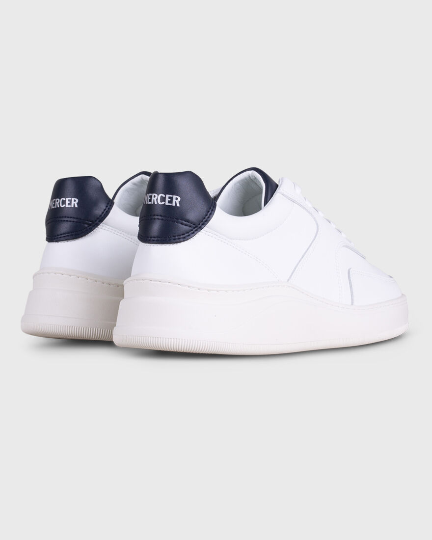 LOWTOP 4.0 - VEGAN - WHITE, Blue, hi-res