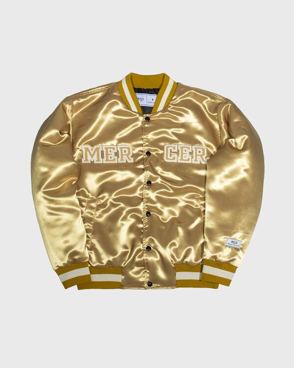 The Mercer Varsity Midas Gold