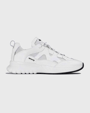 Jupiter Nylon Triple White