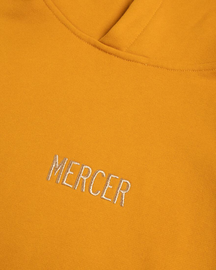 MERCER HOODIE - PREMIUM COTTON - GREY, Yellow, hi-res