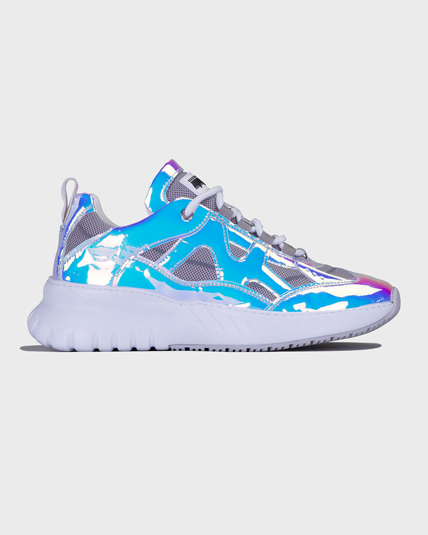 JUPITER - HOLOGRAPHIC LEATHER, Multicolor, hi-res