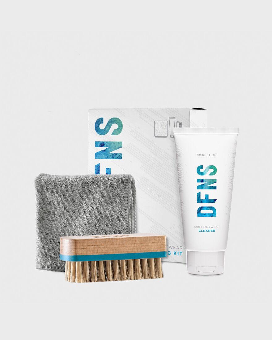 DFNS Footwear Cleaner Kit, Multicolor, hi-res