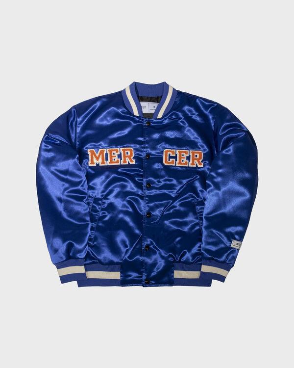 The Mercer Varsity New York Blue