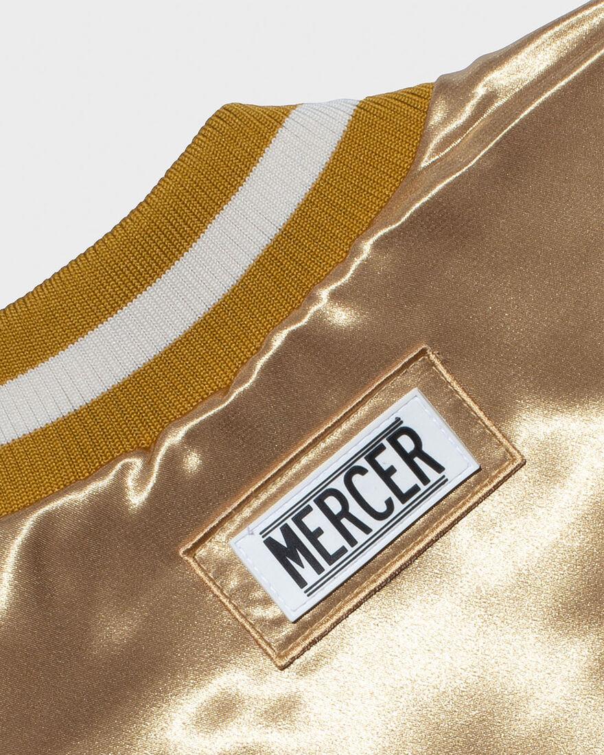 The Mercer Varsity Party, Yellow, hi-res
