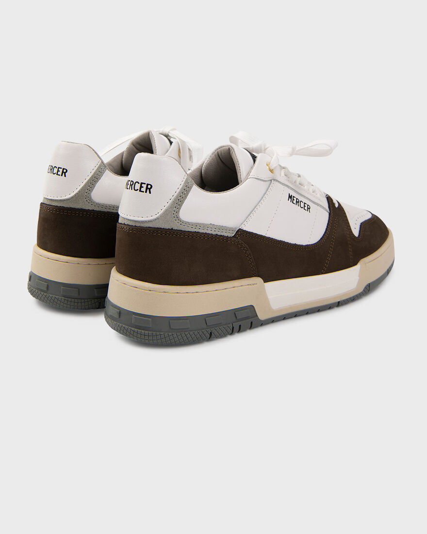 The 90 Ace, White/Brown, hi-res